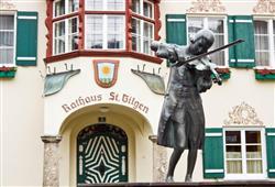 V Salzburgu se vše točí kolem Mozarta, který se zde v roce 1756 narodil