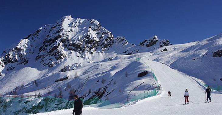 """Aprica také může nabídnout Ski Mountaineering neboli ,,lyžařské horolezectví"""" nebo také Cross-country skiing."""