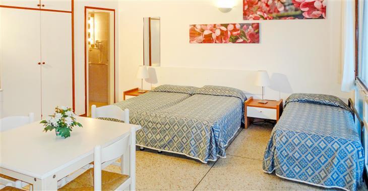 Apartmán pro 2 - 4 osoby