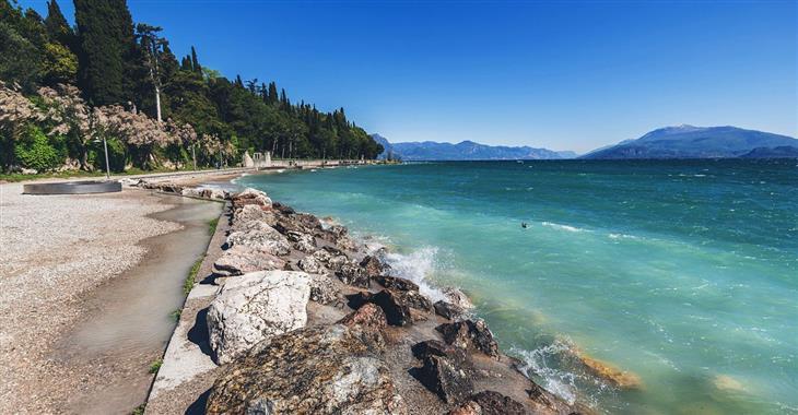 obecné foto Lago di Garda