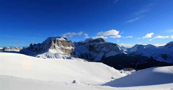 Pro běžkaře je v údolí až 70 km běžkařských tratí.