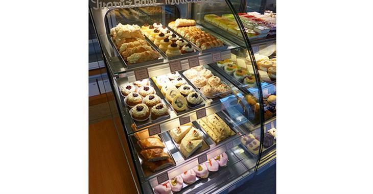 Na oběd můžete třeba do Tvarůžkové cukrárny, kde se vše vyrábí z tvarůžků