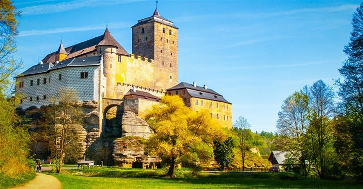Kouzelná místa západní části Českého ráje