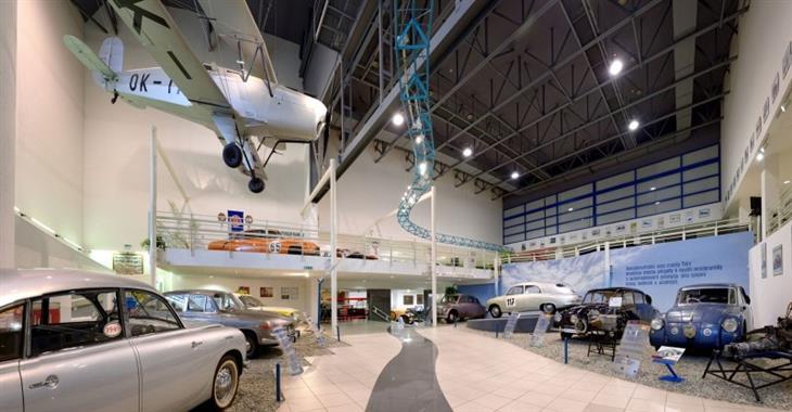 Nejen muže nadchne muzeum věnované automobilové značce