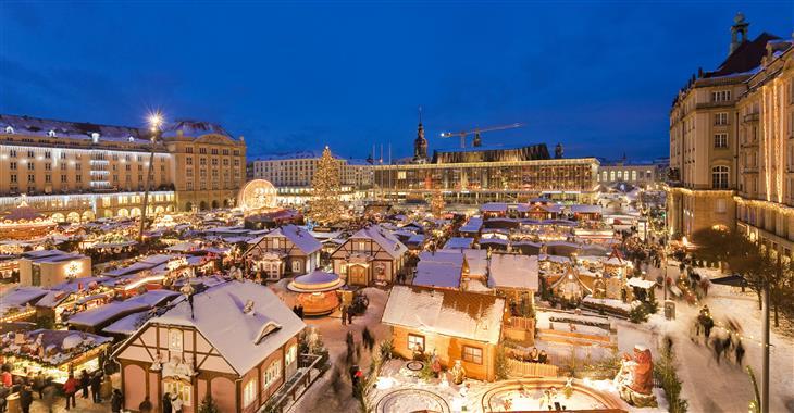 V centru najdete celkem 11 vánočních trhů