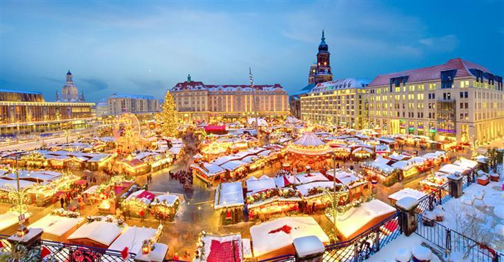 Okuste atmosféru nejstarších vánočních trhů – svou tradici si drží už od roku 1434