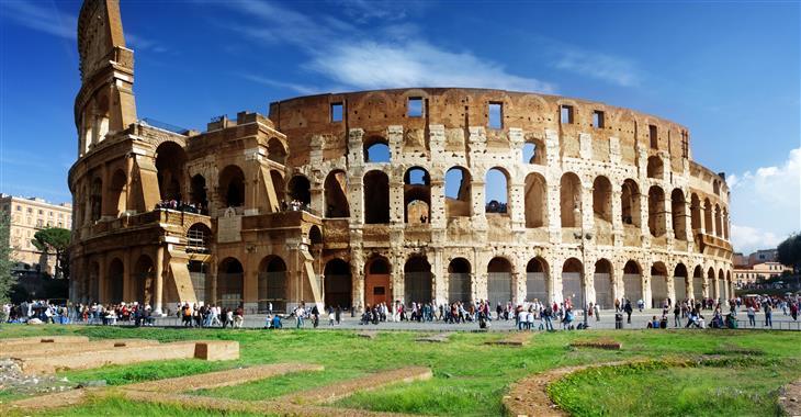 """Navštivte s námi """"věčné město"""", prohlédněte si světoznámé památky a ponořte se do tajemství antických dějin"""
