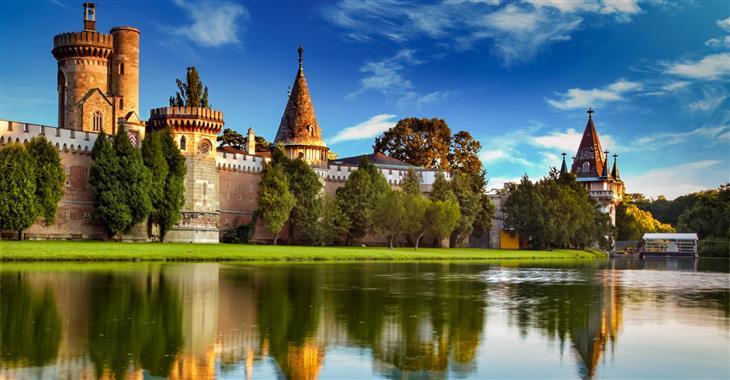 Vodní zámek Franzesburg